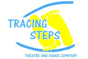 Tracing Steps Theatre and Dance Company logo