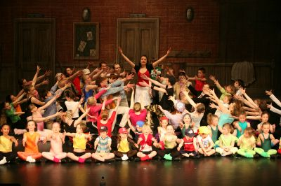 Holiday dance and drama workshops in Sleaford
