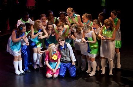 Acting classes at Theatretrain Solihull