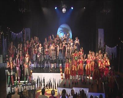 Cranbrook Performing Arts Class