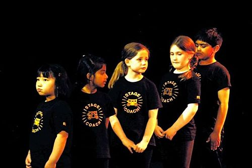 Acting classes in Leicester