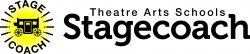 Stagecoach Theatre Arts Cardiff - Drama, Dance and Singing Performing Arts school   logo