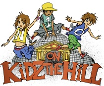 Kidz on the Hill Performing Arts School Muswell Hill North London logo