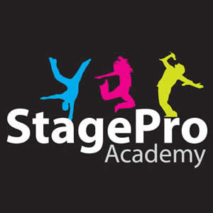 StagePro Academy Performing Arts and Dance School logo