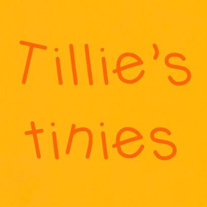 Tillie's Tinies Nailsea logo