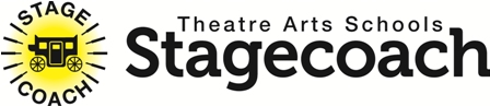 Stagecoach Performing Arts School Cheltenham Gloucestershire logo