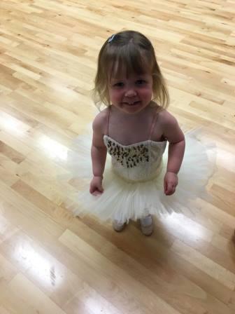 Michaela Poulton Ballet school Exeter