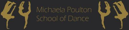 Ballet Classes Exeter: Michaela Poulton School of Dance Cranbrook, Rockbeare, Exeter logo