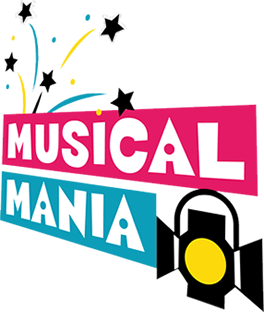 Musical Mania | Singing, dancing and acting classes Cirencester. logo