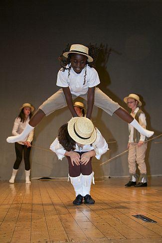 NAPA dancing and performing Arts