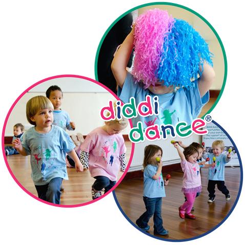 diddi dance Whitchurch logo
