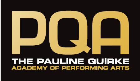 Pauline Quirke Academy of Performing Arts Tonbridge in Kent logo