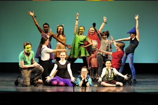 County Clare Stage School Kids Show