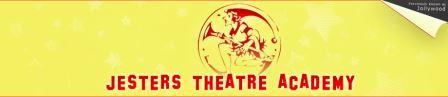 Jesters Dance and Drama Theatre Academy Colchester Essex logo