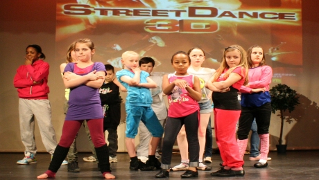 Northampton Kids Dance Classes