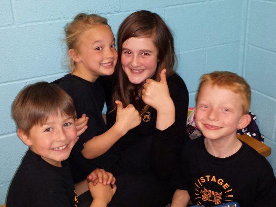 Northampton Kids Drama Classes