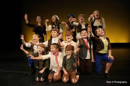 Ayr Theatre School Razzamataz