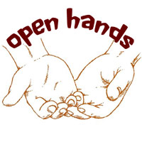 Open Hands logo