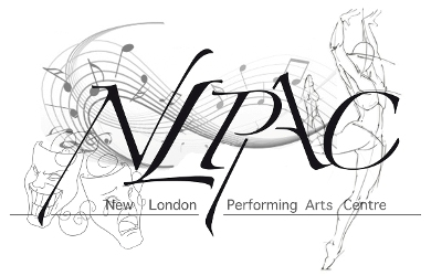 New London Performing Arts Centre, North London | N10 logo