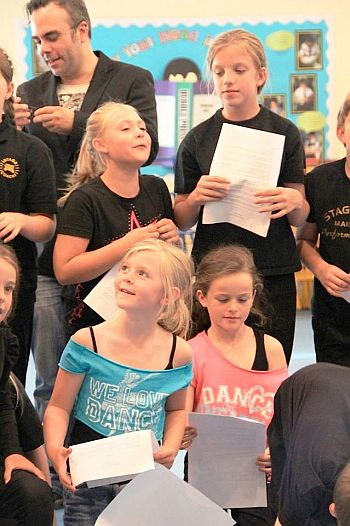 Acting, Singing & Dance lessons for children in Oxted
