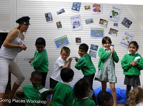 Wimbledon Drama Workshops for kids