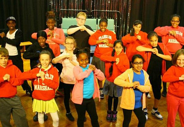 Hammersmith Drama Workshops for kids