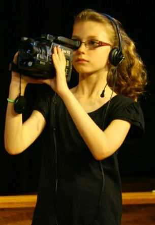 Behind the camera for kids in Hammersmith