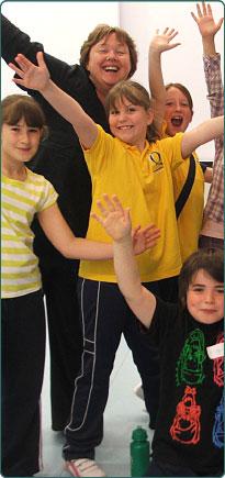 Drama classes in Tonbridge at The Pauline Quirke Academy