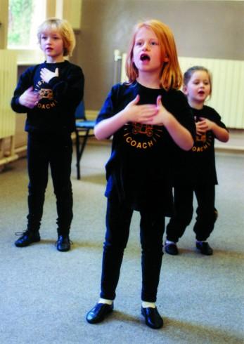 Dance classes Shrewsbury