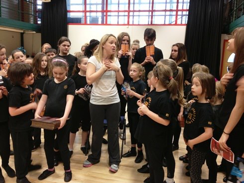 Performing Arts in Plymouth with Stagecoach Theatre School