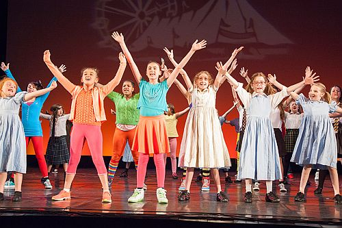 Musical Theatre classes Scarborough