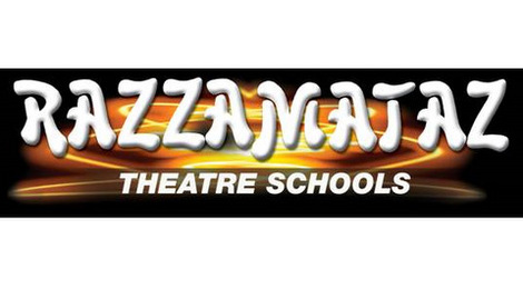 Razzamataz Manchester South Theatre School logo