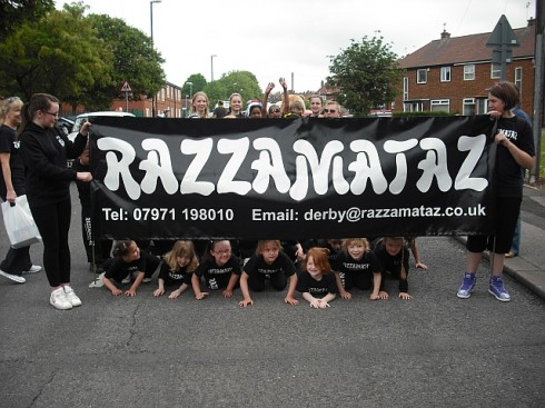 Razzamataz Derby Performing Arts School