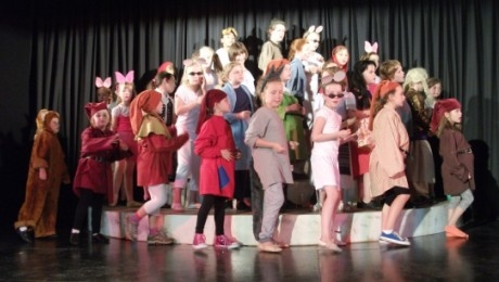 Theatre School in Rotherham Stagecoach