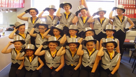 Dancing Class in Salisbury