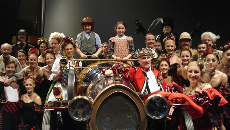 Stage School Liverpool in Chitty Bang Bang