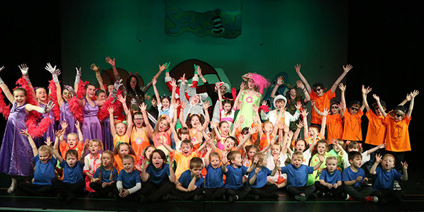 Theatricool students perform Seussical The Musical