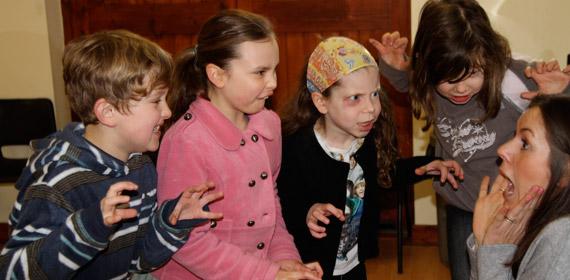 Stage Two Dance and Drama Shrewsbury