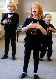 Children's singing classes in Northallerton
