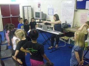 LIPA Wanstead Singing Class