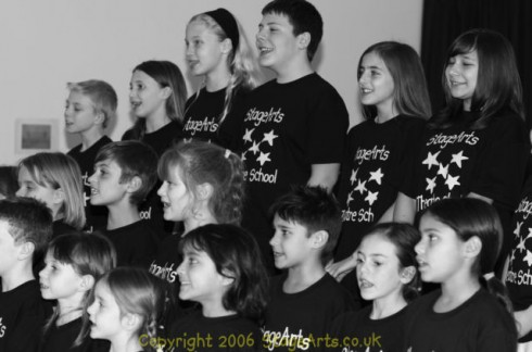 Welwyn Garden City performing arts school Stagearts