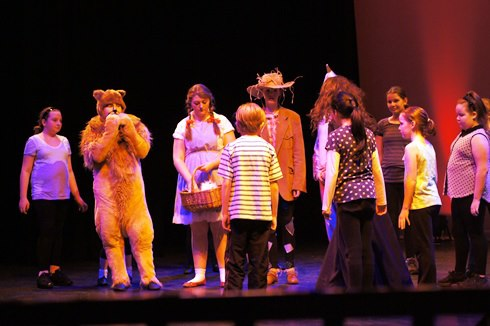 Children's Drama Classes in Poole