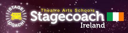 Stagecoach Galway Performing Arts School in Galway Ireland logo