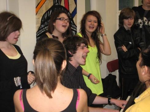 Kingston and Surbiton Singing Classes
