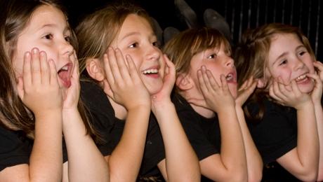Stagecoach Rotherham Drama class
