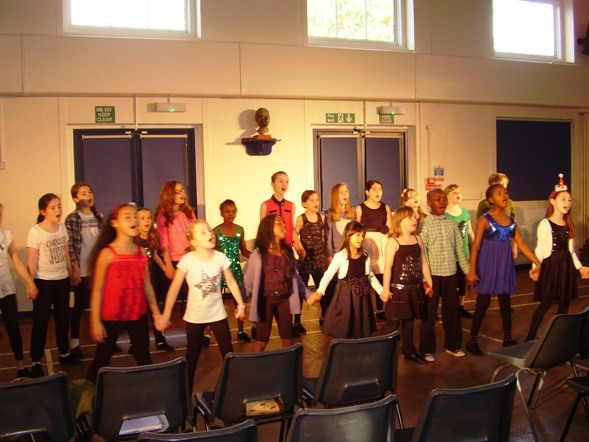 Sidcup Kent Theatre Arts with Stagecoach