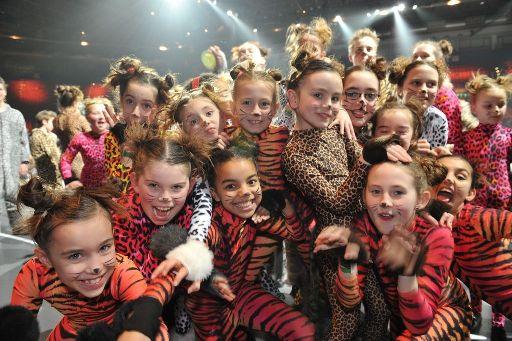 Theatre School Kids from Galway