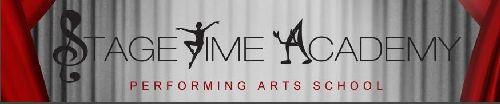 Stage Time Drama Academy Harlow logo