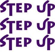 Step Up Performing Arts logo