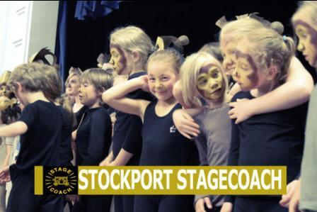 Stockport Drama School Stagecoach